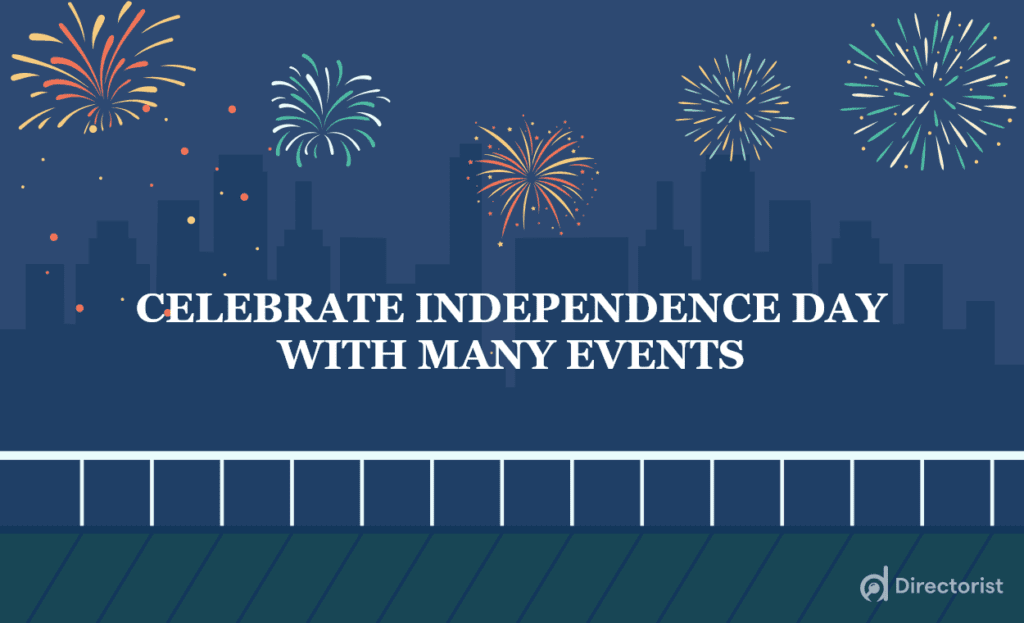 independence day marketing strategies - social events sponsorship