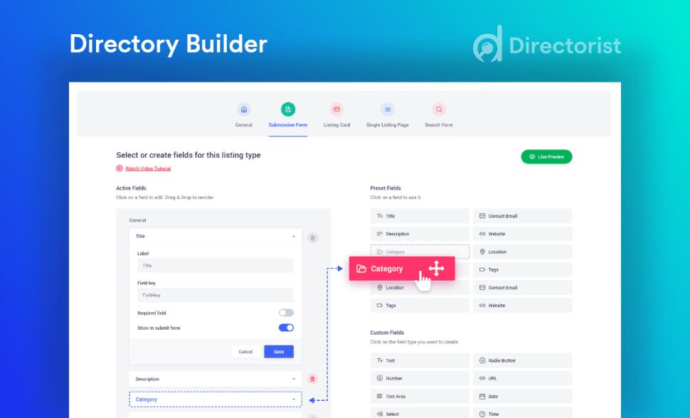 Directory Builder