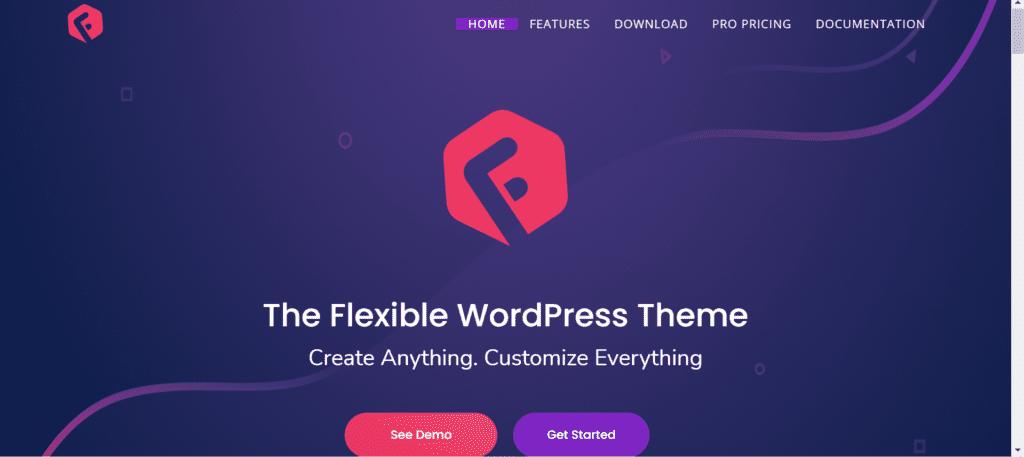 WordPress Black Friday Deals - Flexia